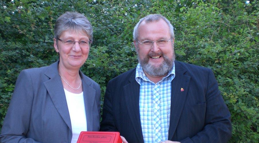 Giesela und Rolf Wiese